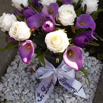 Smutek a pohřeb